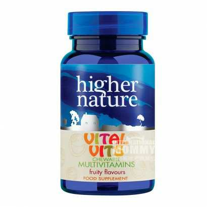 Higher Nature 英国Higher Nature儿童多维咀嚼...